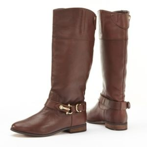 Dolce Vita Channy Tall Chocolate Riding Boot